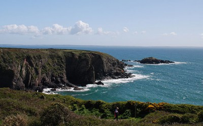 Walking the Pembrokeshire Coast Path – Which Way