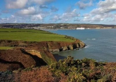 Across Fishguard Bay - Susan from Manchester